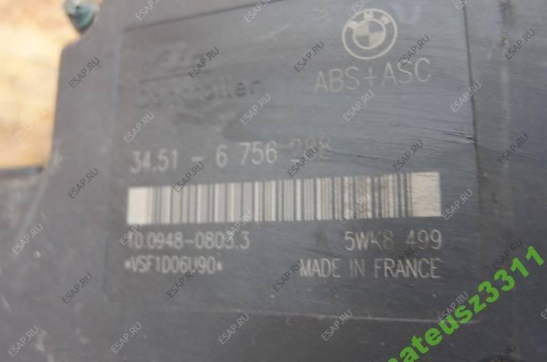 БЛОК АБС BMW E46   ASC 34516756288