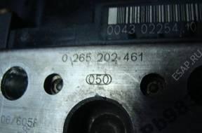 БЛОК АБС  ESP MERCEDES W168  A0044310912