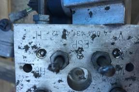 БЛОК АБС   ESP MERCEDES W220  S500 A0044314612H