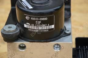 БЛОК АБС   ESP SSANGYONG REXTON 2.7 48940-09600 F-V