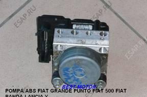 БЛОК АБС    FIAT 500 GRANDE PUNTO LINEA 1.4