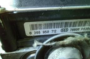 БЛОК АБС Fiat punto,bravo,500  /esp 0265235359