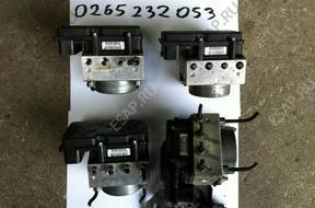 БЛОК АБС Fiat Punto Grande   0265232053