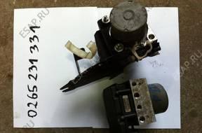 БЛОК АБС Fiat Punto II   0265231331