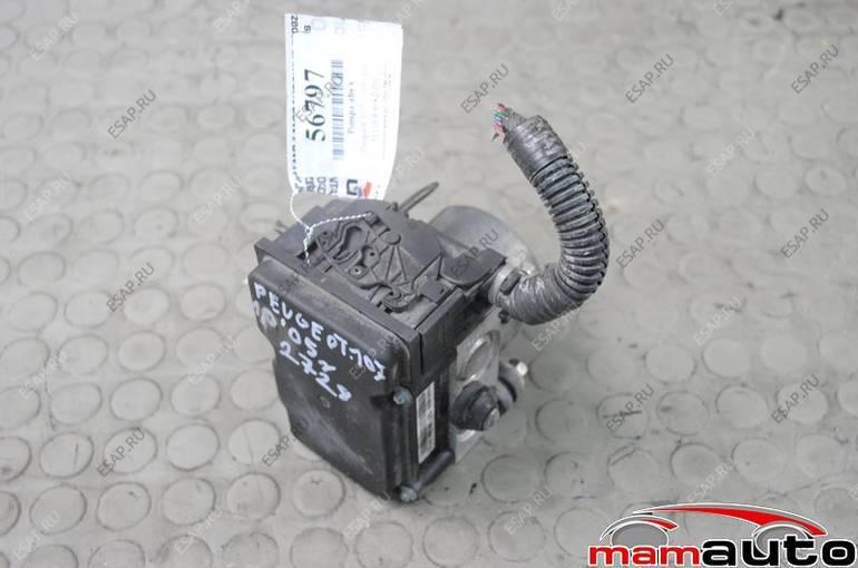 БЛОК АБС   PEUGEOT 107 1.0 2006 год 0265800441 FV
