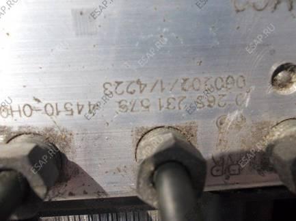 БЛОК АБС   Peugeot 107 1.4HDI