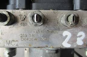 БЛОК АБС   Peugeot 107 44510-0H020