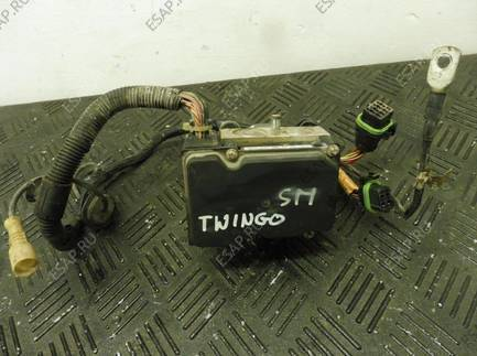 БЛОК АБС   Renault Twingo SM