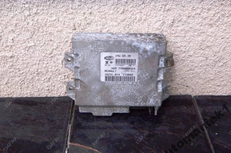БЛОК УПРАВЛЕНИЯ 1.2 БЕНЗИН Renault Twingo I 7700860324