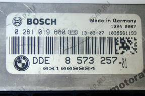 БЛОК УПРАВЛЕНИЯ BMW F2 F30 0281019680 8573257