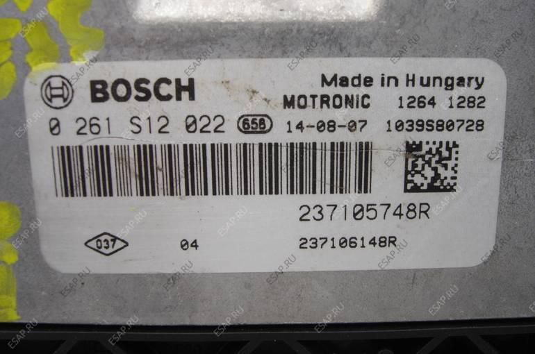 БЛОК УПРАВЛЕНИЯ ДВИГАТЕЛЕМ,КОМПЛЕКТ  Renault Twingo III 0.9 B