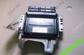 БЛОК УПРАВЛЕНИЯ ДВИГАТЕЛЕМ MEC322219C Nissan Almera N16 2003 год.