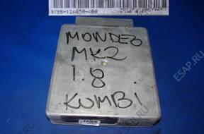 БЛОК УПРАВЛЕНИЯ ДВИГАТЕЛЕМ MONDEO MK2 1.8 1997 год 97BB12A650ABB