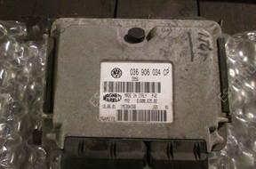 БЛОК УПРАВЛЕНИЯ   ДВИГАТЕЛЕМ  VW SEAT 036906034CP
