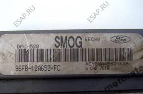 БЛОК УПРАВЛЕНИЯ FORD FIESTA 96FB-12A650-FC SMOG DPC-520