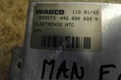 блок управления климатом WABCO 4460900240 MAN F2000