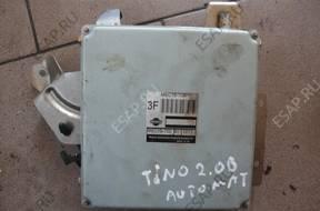 БЛОК УПРАВЛЕНИЯ Nissan Almera Tino 2.0   ДВИГАТЕЛЕМ