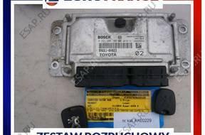 БЛОК УПРАВЛЕНИЯ Peugeot 107 1,0 896610 HO23 0261208702