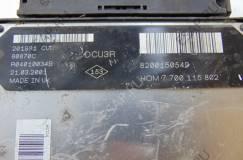 Блок управления RENAULT 7700115802 R04010034B 8200150549