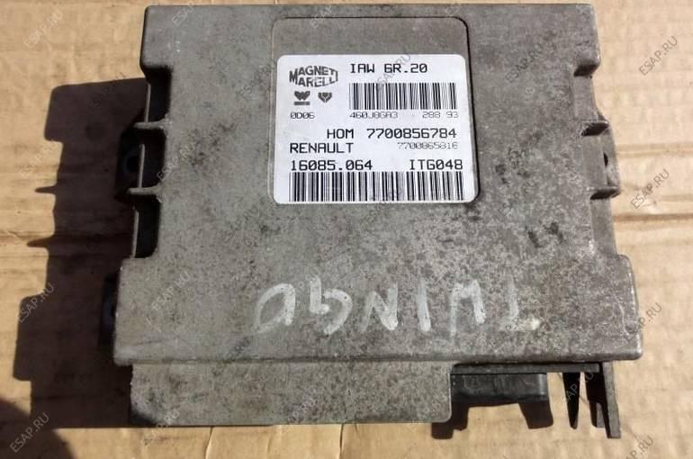 БЛОК УПРАВЛЕНИЯ    Renault Twingo 16085.064