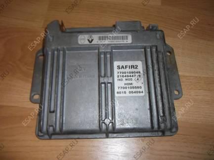 БЛОК УПРАВЛЕНИЯ Renault Twingo 7700109049 7700105560