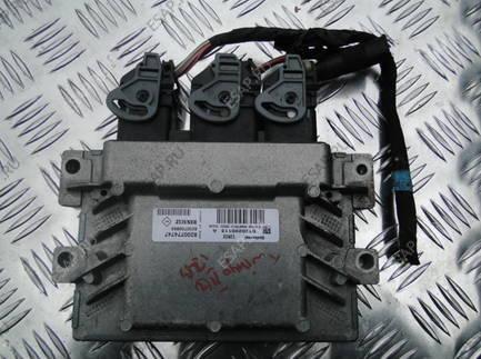 БЛОК УПРАВЛЕНИЯ Renault Twingo II 1.2 8200774747