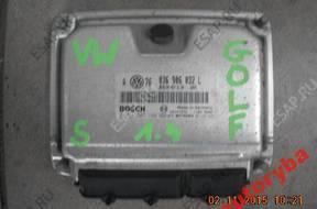 БЛОК УПРАВЛЕНИЯ  VW GOLF 1.4 16V 036906032L 0261207189