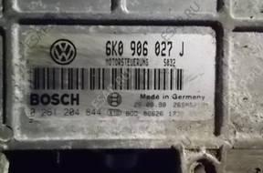 БЛОК УПРАВЛЕНИЯ VW POLO III 6N   1.4 8V
