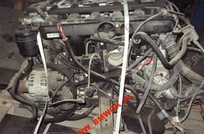BMW двигатель 2,5 M54 E46 E60 X3 E39 68124km 256S5