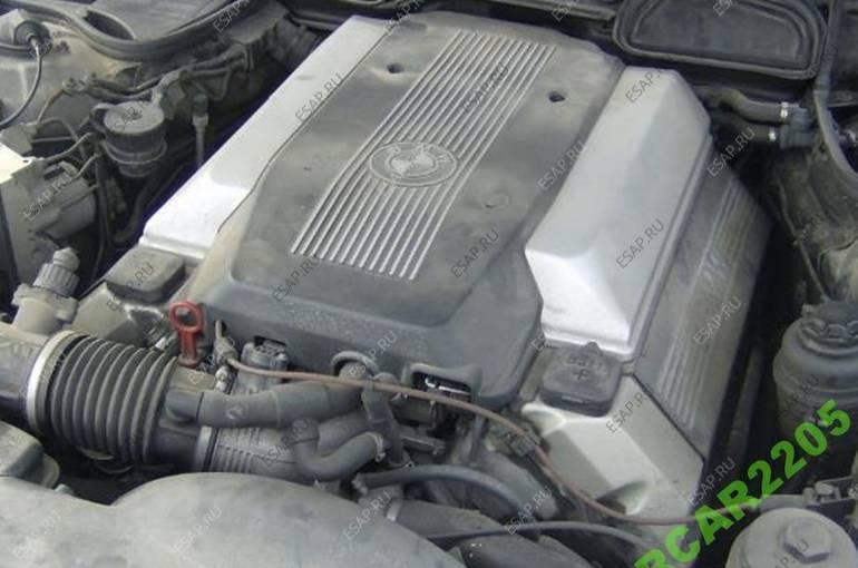 BMW E38 E39 7 5 730i 530i 3.0 V8 двигатель