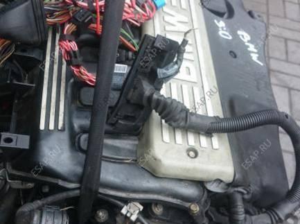 BMW E39 3.0 TDI двигатель goy supek M57D