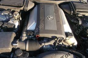 BMW E39 540i E38 4.4 M62 V8 двигатель свап komplet