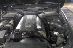 BMW E39 E38 540i 740i комплектный двигатель 4,4 V8