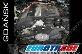 BMW E39 E46 E60 двигатель 2.0 M54 226S1 PO 125000km