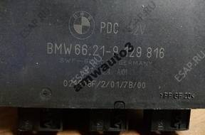 BMW E39 E53 E83 E83 LIFT 9129816 БЛОК УПРАВЛЕНИЯ PDC