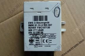 BMW E39 E83 E46 X5 БЛОК УПРАВЛЕНИЯ МОДУЛЬ EWS 6905667