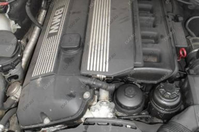 BMW E46 328i двигатель M52TUB28 M52B28 E39 528 193KM