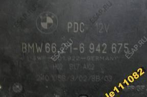 BMW E46 E85 E86 Z4 66.21-6942675 БЛОК УПРАВЛЕНИЯ PDC