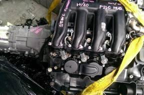BMW E90 E87 M47 2.0D 143km 118d двигатель + SKRZYNIA