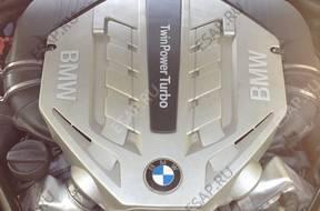 BMW F01 F07 F12 E70 N63 двигатель