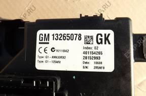 BSI GM 13265078 GK - Opel Corsa D 1.3 cdti 2008 год