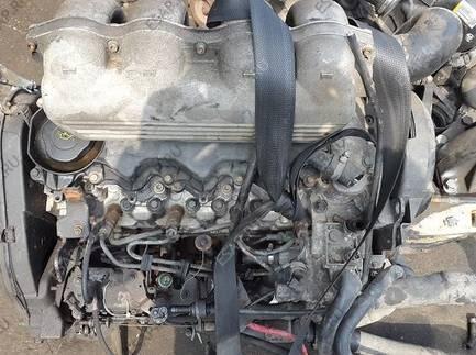Citroen Jumper 2,5 TD TDI двигатель goy