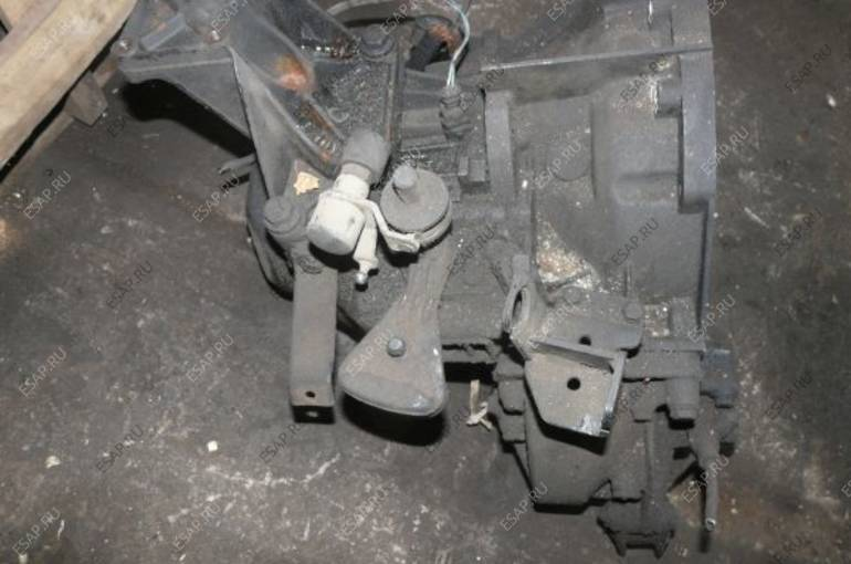 CITROEN JUMPER 2.5 D 00r КОРОБКА ПЕРЕДАЧ 20LE19