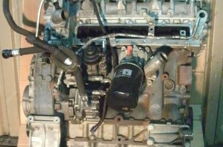 CITROEN JUMPER 3.0HDI двигатель 180KM EURO5 40 TY л.с.