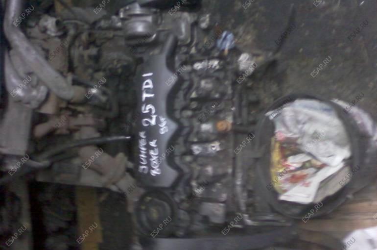 CITROEN JUMPER BOXER 2,5tdi двигатель