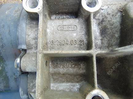 Citroen Jumper  Boxer 2000 КОРОБКА ПЕРЕДАЧ 2.5 TDI