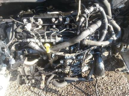 CITROEN JUMPER BOXER двигатель 2.2 100KM 2008 GWARACJ