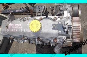 CITROEN JUMPER BOXER  двигатель 2.8 HDI JTD 8140.43S
