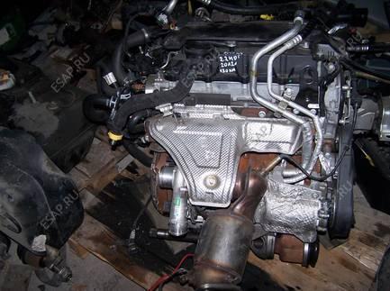 CITROEN JUMPER двигатель 2,2 HDI 130KM 2011-2014r
