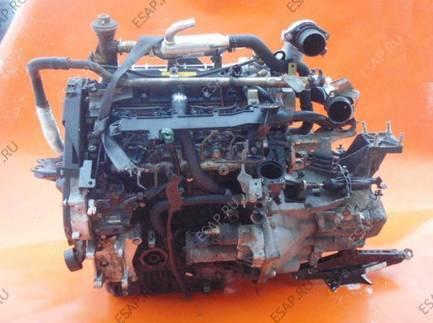 CITROEN JUMPER двигатель 2.0 HDI RHV